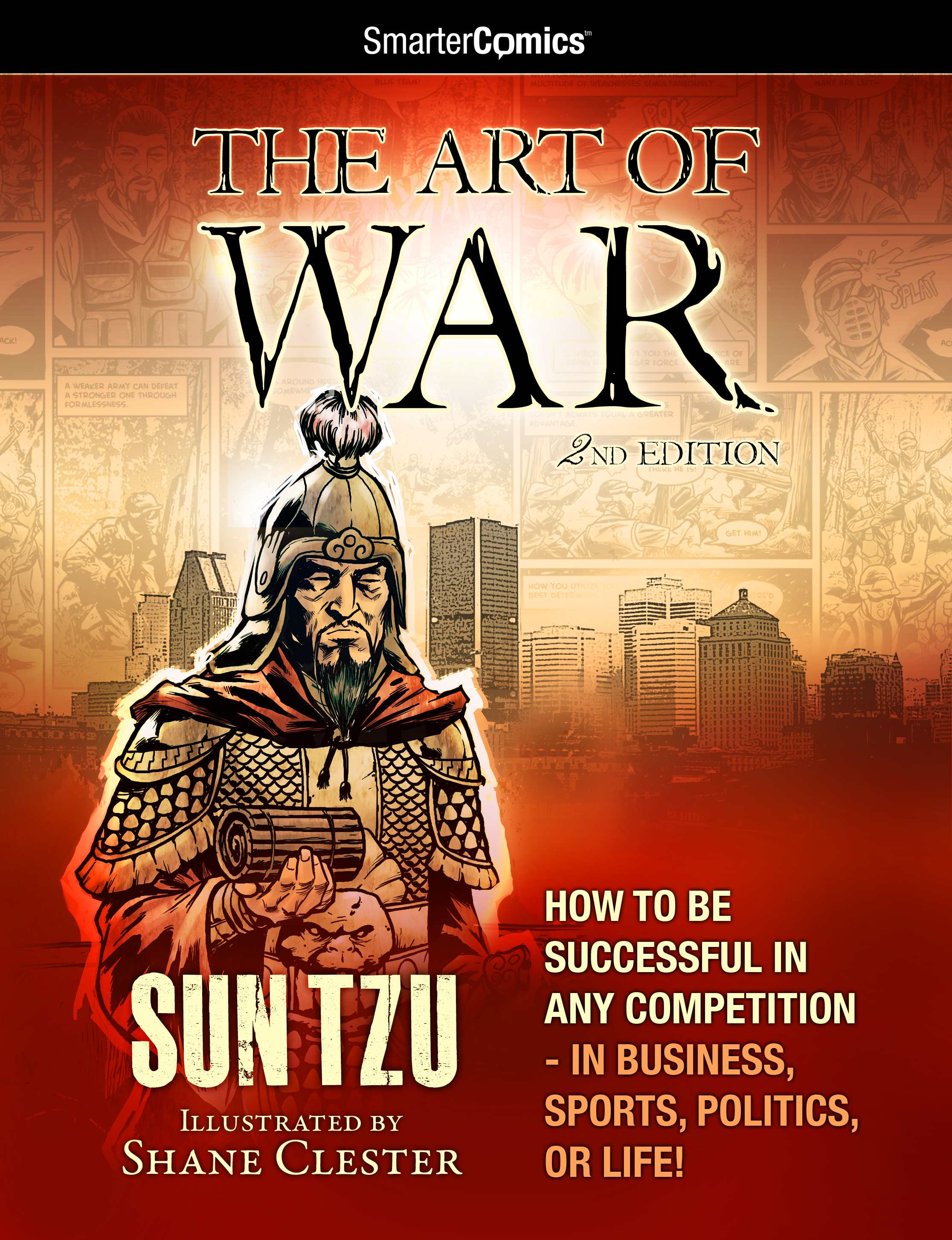 The Art of War from SmarterComics: How to be Successful in Any Competition