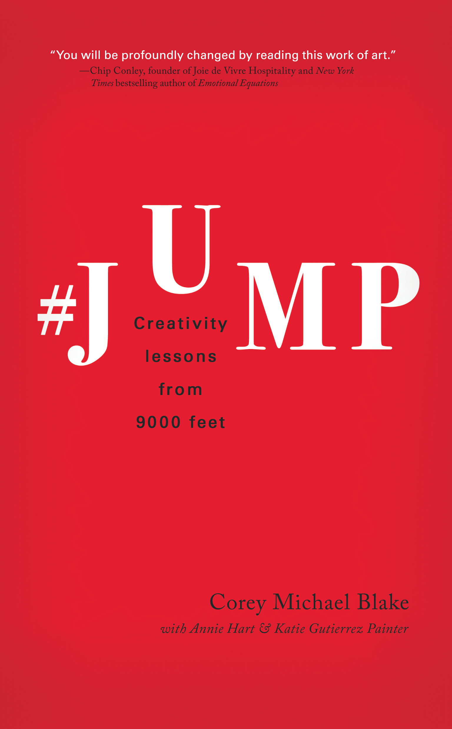 #Jump: Creativity Lessons from 9000 Feet