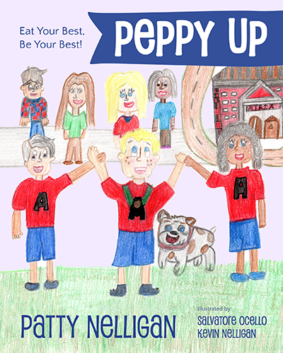 Peppy Up: Eat Your Best, Be Your Best!