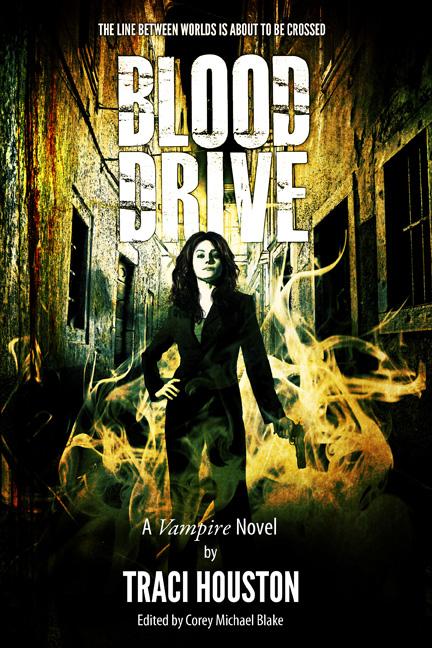 Blood Drive: A Vampire Otherkin Novel (Vampire/Otherkin Novels)