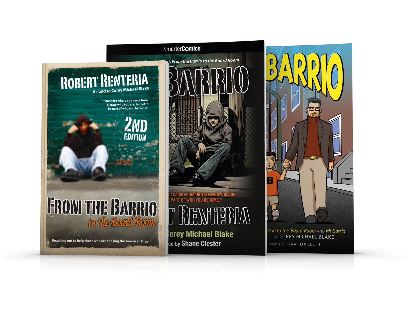 Book Development, Graphic Novels, Publishing, and Printing